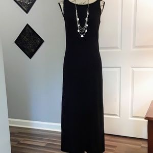 {The Limited} America Black Tank Sweater Dress